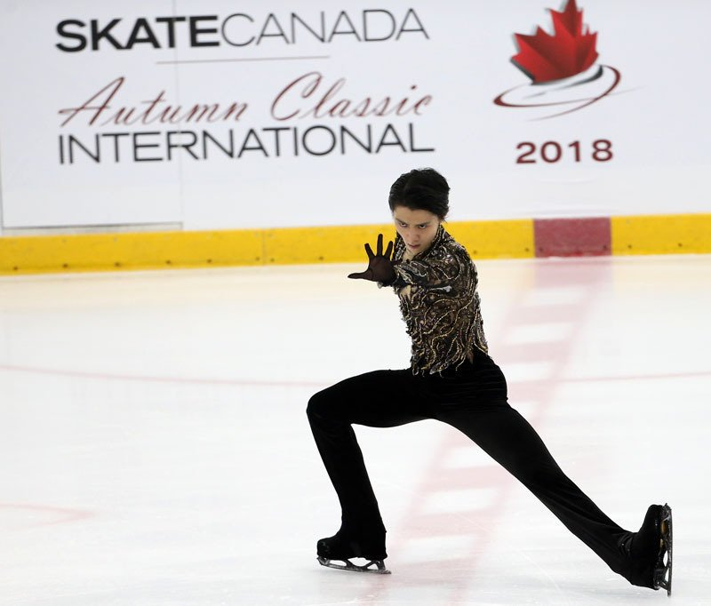 aci2018 practice 3 e free skating