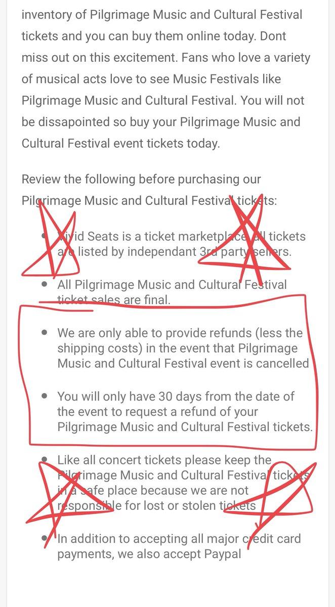 Pilgrimage Festival on Twitter: