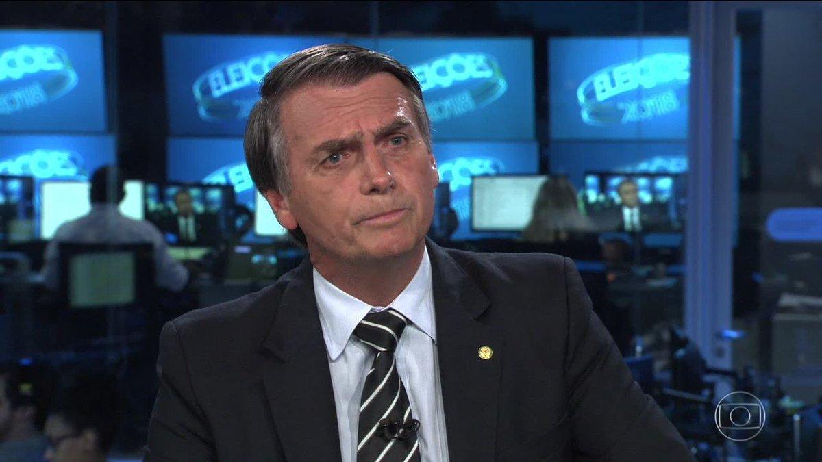 Bolsonaro diz que vai reduzir ministérios, extinguir e privatizar grande parte das estatais https://t.co/GC9995mpqK #G1
