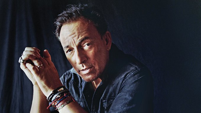 Song of the day: DEVILS AND DUST - BRUCE SPRINGSTEEN (Happy Birthday
