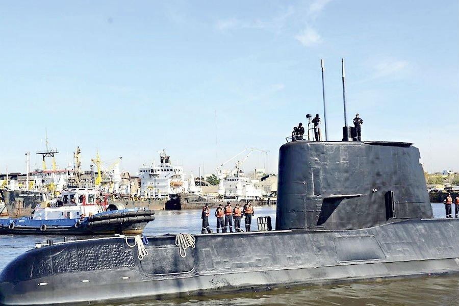 Continúa la búsqueda: submarino argentino ARA San Juan es rastreado en zona de profundos cañones https://t.co/yBso22Bvvl