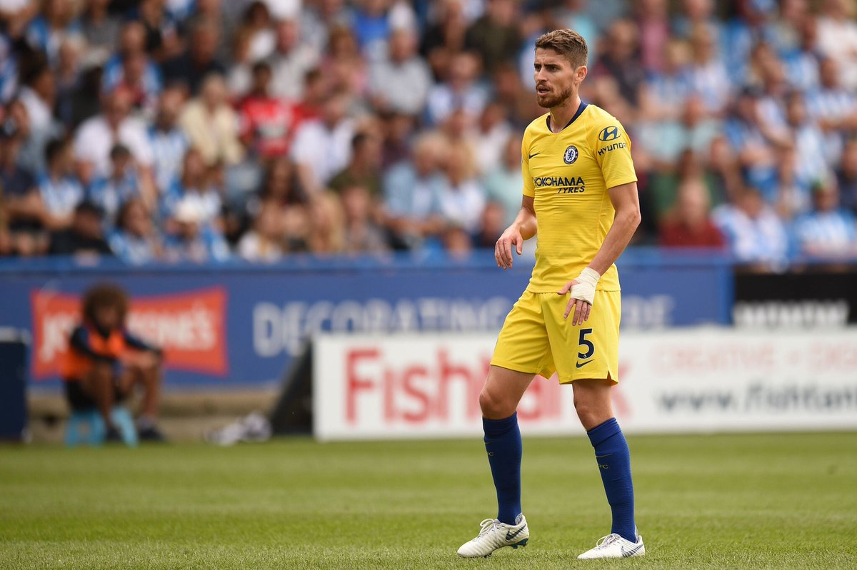 Jorginho's 180 passes against West Ham is the most attempted in a single Premier League game since such data was collected in 2003/04.  One every 30 seconds.