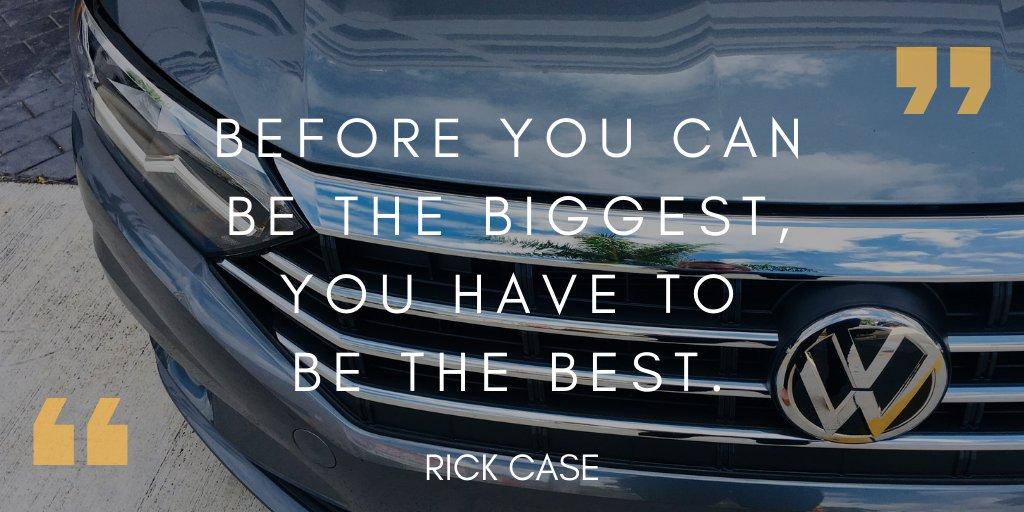 Rick Case Vw >> Rick Case Volkswagen On Twitter Always Striving To Be The Best We