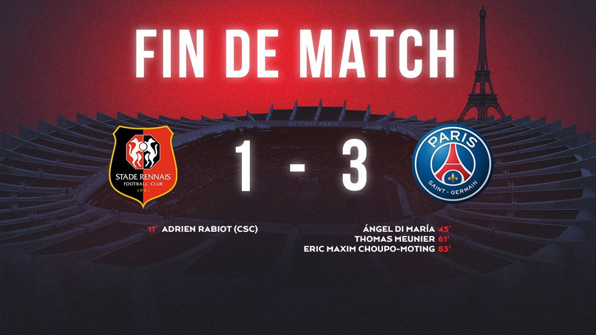Rennes-PSG