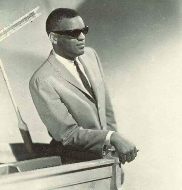 Happy birthday to Ray Charles