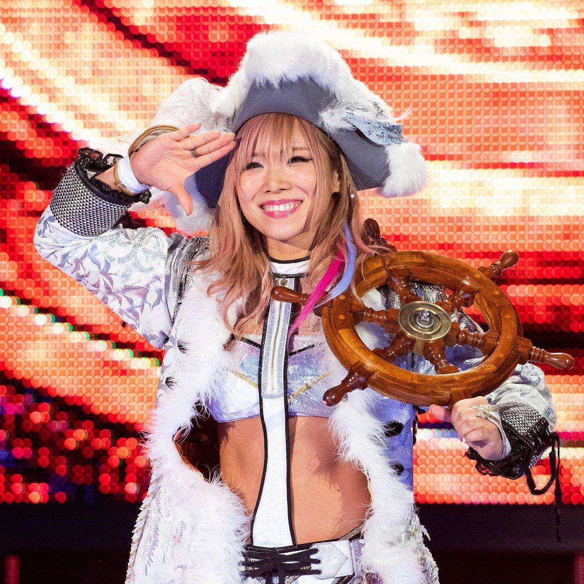 Happy Birthday to the #WWENXT Womens Champion, @KairiSaneWWE!