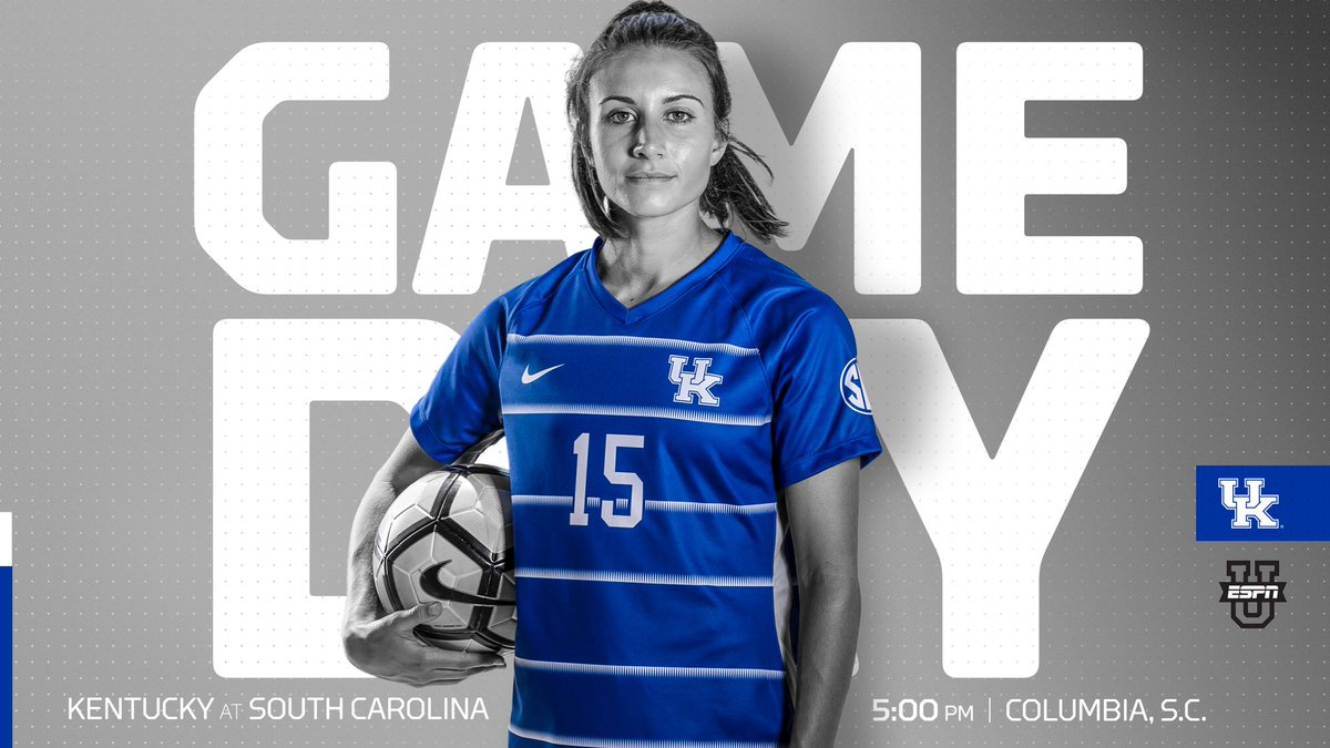 Uk Women S Soccer On Twitter It S Gameday In The Palmetto