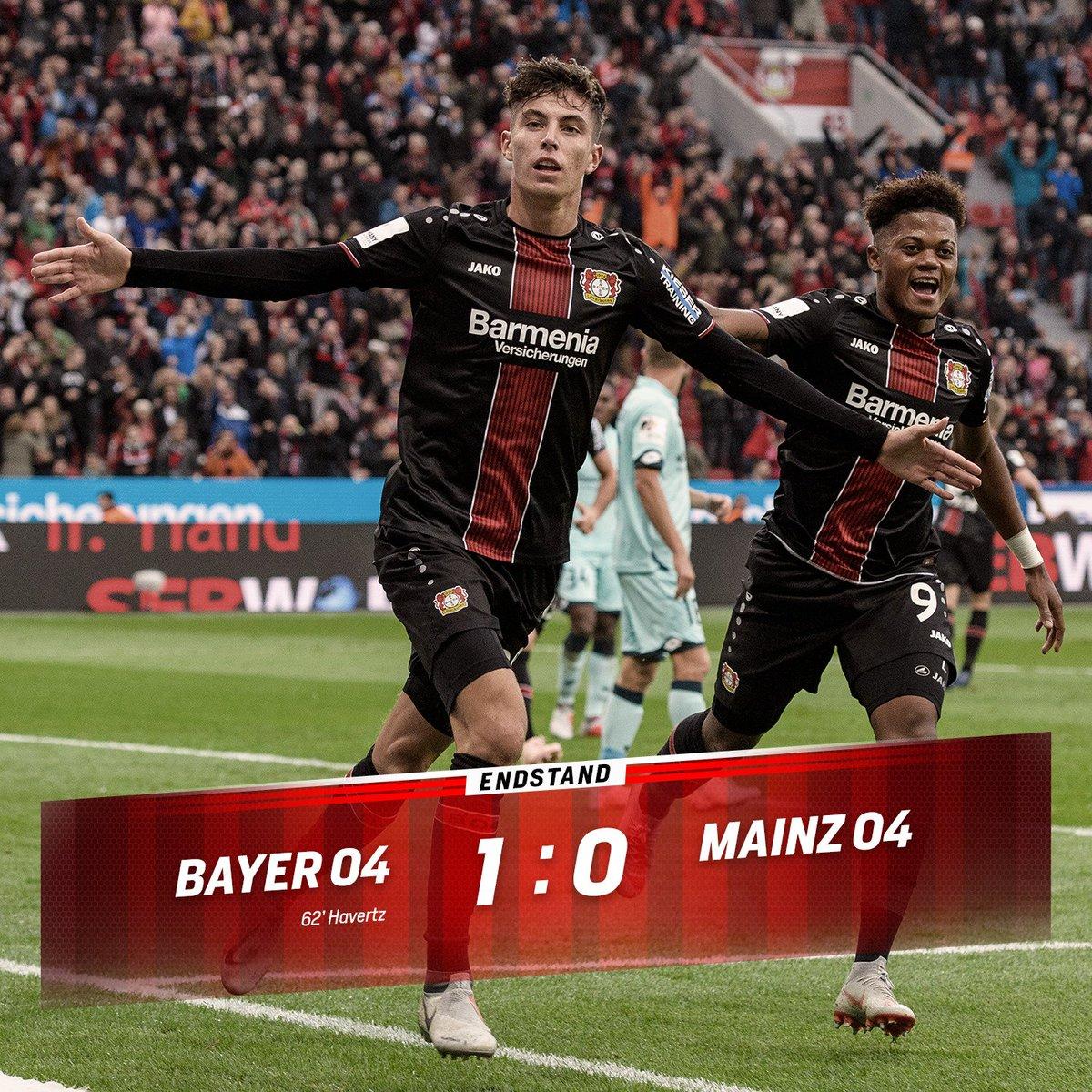 Leverkusen-Mayence