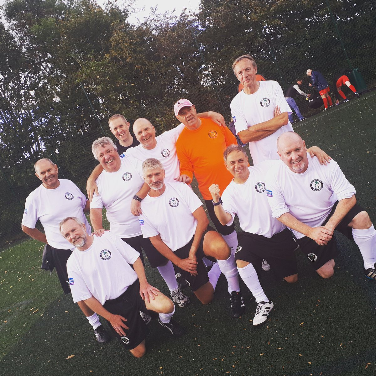 Fantastic effort by Burntwood Strollers who finished in 5th place overall in this year&#39;s National Walking Football Finals! Great effort by all! Well Done Guys  #proud #burntwoodstrollers #WalkingFootball @LDCsportsdevel @Burntwoodstrol1 @SASSOTCSP @StaffordshireFA<br>http://pic.twitter.com/kThpzC5c9W