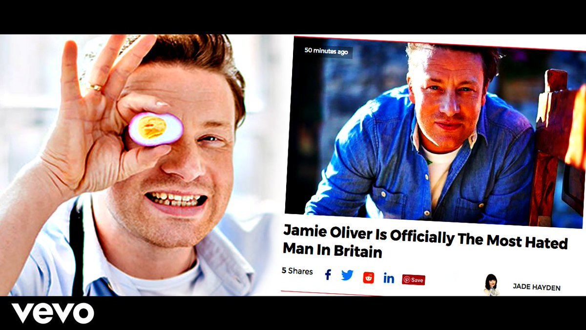 THE JAMIE OLIVER DISS TRACK FT @callummarkiee youtube.com/watch?v=JFRXdL… 1 RT IS ONE SLAP TO JAMIE OLIVER AND ILL DM YOU A JOKE XO COMMENT TWITTER FAM AND ILL PIN ONE OF YOUR COMMENTS