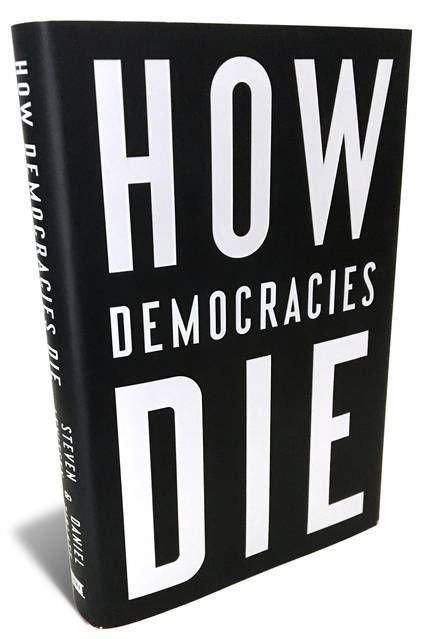 Image result for how democracies die