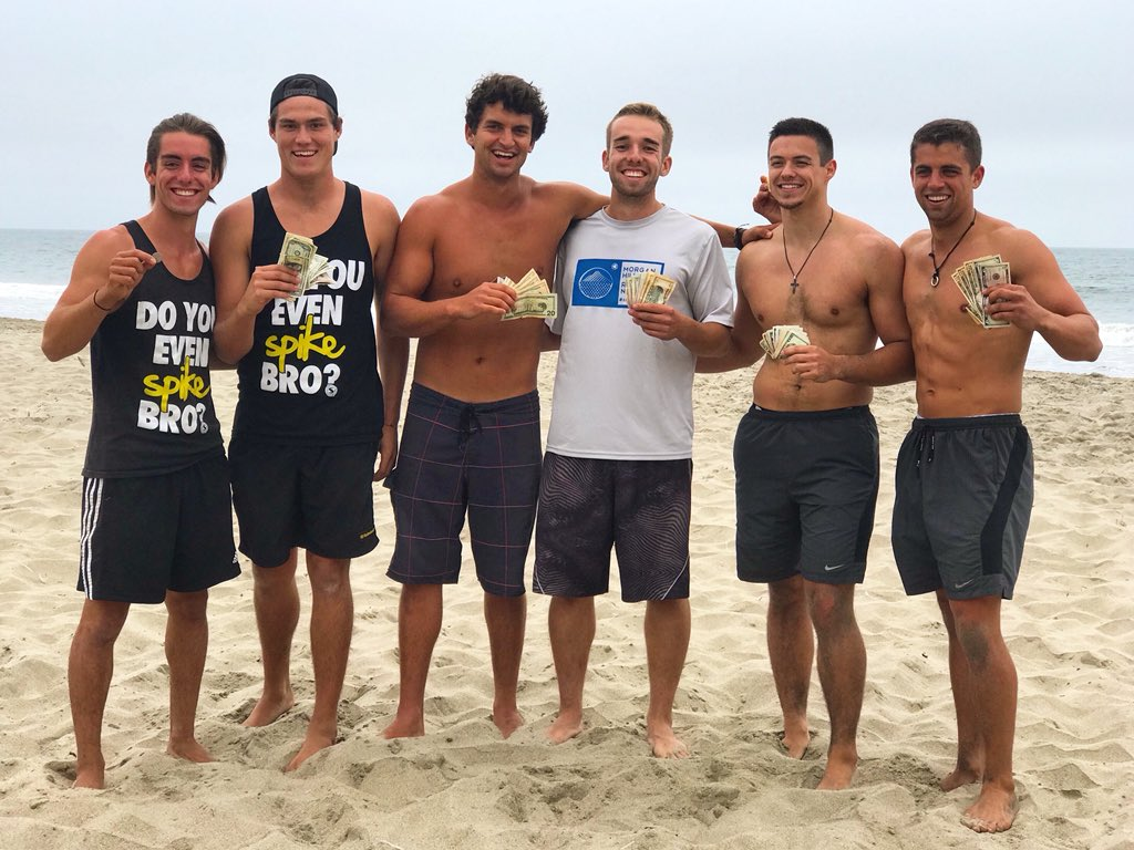 "Santa Cruz Roundnet on Twitter: ""Podium from our September ..."
