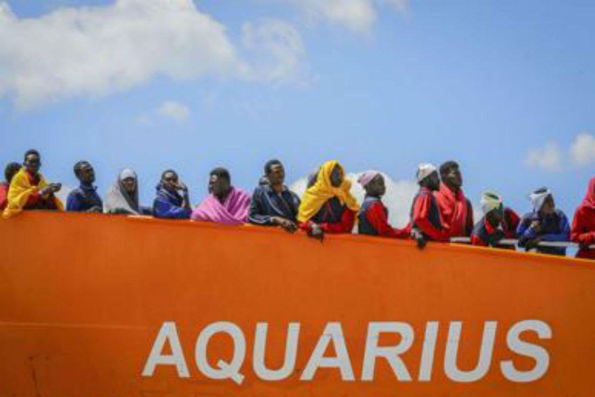 Msf: 'Da Italia pressioni su Panama per fermare Aquarius' https://t.co/iEIQ6OnQWQ