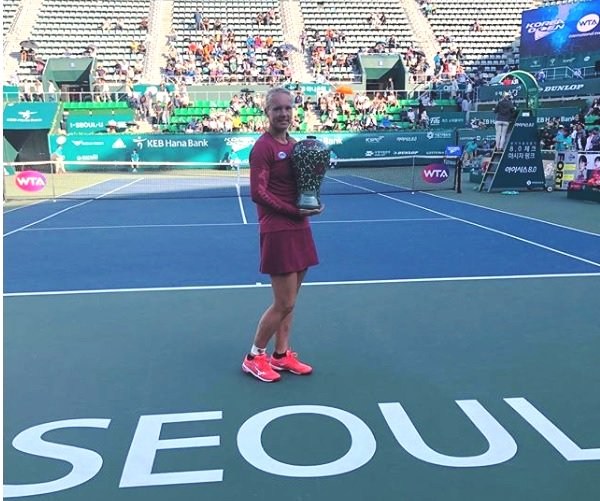 Kiki Bertens wint toernooi in Seoul https://t.co/2mY48hwAtI https://t.co/QXWTJrXFg5
