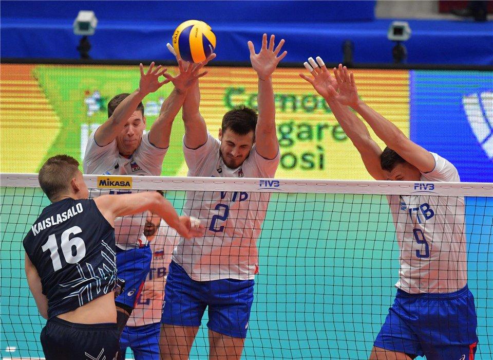 Mondiali: Qualificazione e turnover per la #Russia. 3-0 alla #Finlandia  https:// www.volleyball.it/mondiali-qualificazione-e-turnover-per-la-russia-3-0-alla-finlandia/ #FivbMensWCH #VolleyMondiali18 #Mondiali2018 #ViktorPoletaev leggilo su https://t.co/VcBPGLNNCB  - Ukustom