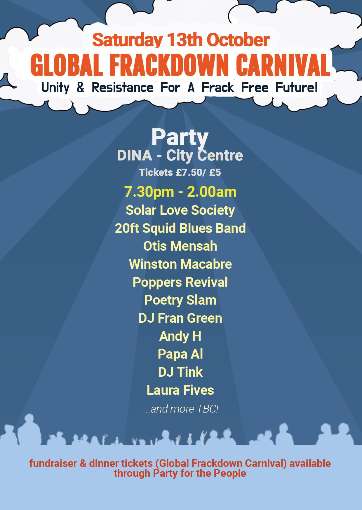 Woodsetts Against Fracking On Twitter We Are Getting Excited Less Than 3 Weeks To Go To This One Off Event On Global Frackdown Day Https T Co Tupmffahl9 Https T Co Yheexppm3d The Daytime Is Free For All
