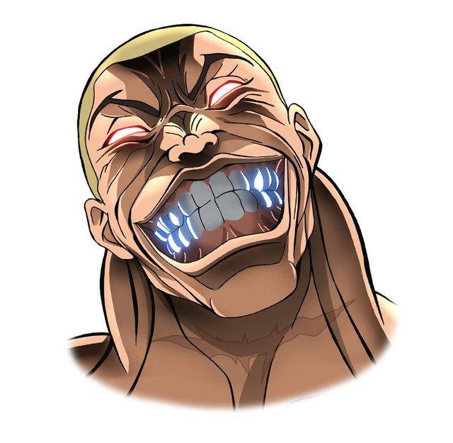 "Manga Anime Baki 2018: Robert على تويتر: ""Baki 2018 Anime 2nd Cour Character"