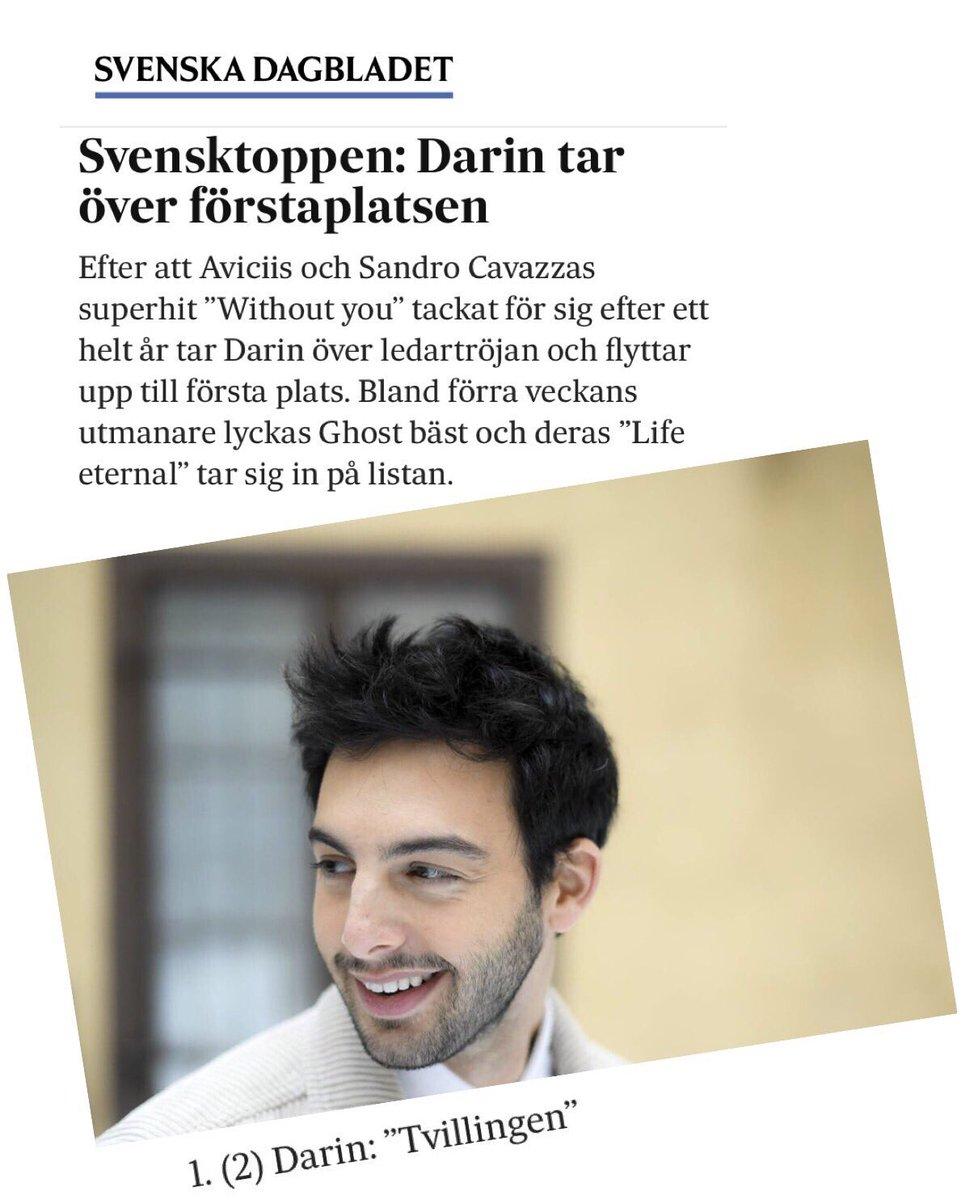 svensktoppen 40 år Darin (@DarinOfficial)   Twitter svensktoppen 40 år