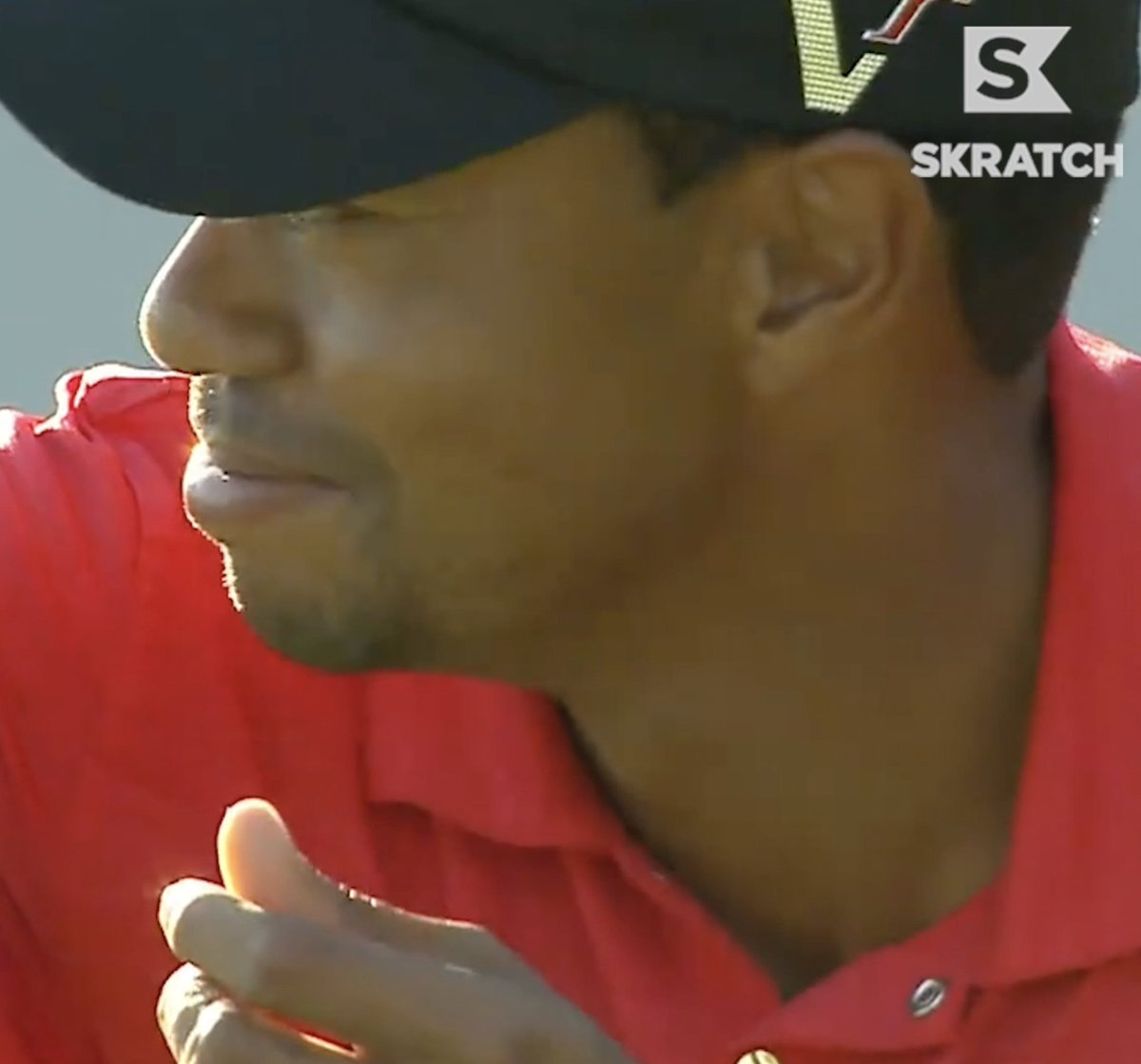 He did it. Tiger Woods has won the TOUR Championship.