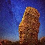 Image for the Tweet beginning: Mount Nemrut - UNESCO world