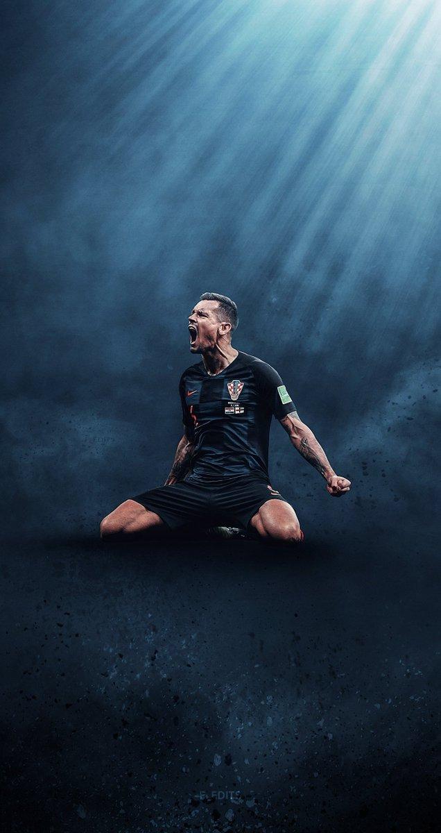 🔹 DF – Dejan Lovren Croatia, Liverpool FC #LFC #FIFAFootballAwards