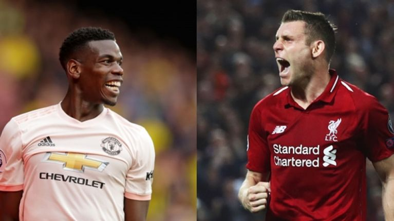🗣Graeme Souness: Would I rather have Paul Pogba or James Milner in my team? That's easy, it isn't even a question. Milner, every day of the week.