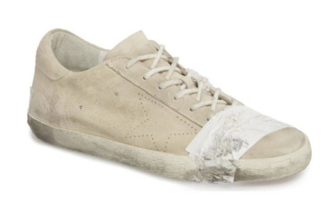 fd3f69c40e56  s  530 (sold out) shoes are crafted to appear like worn out