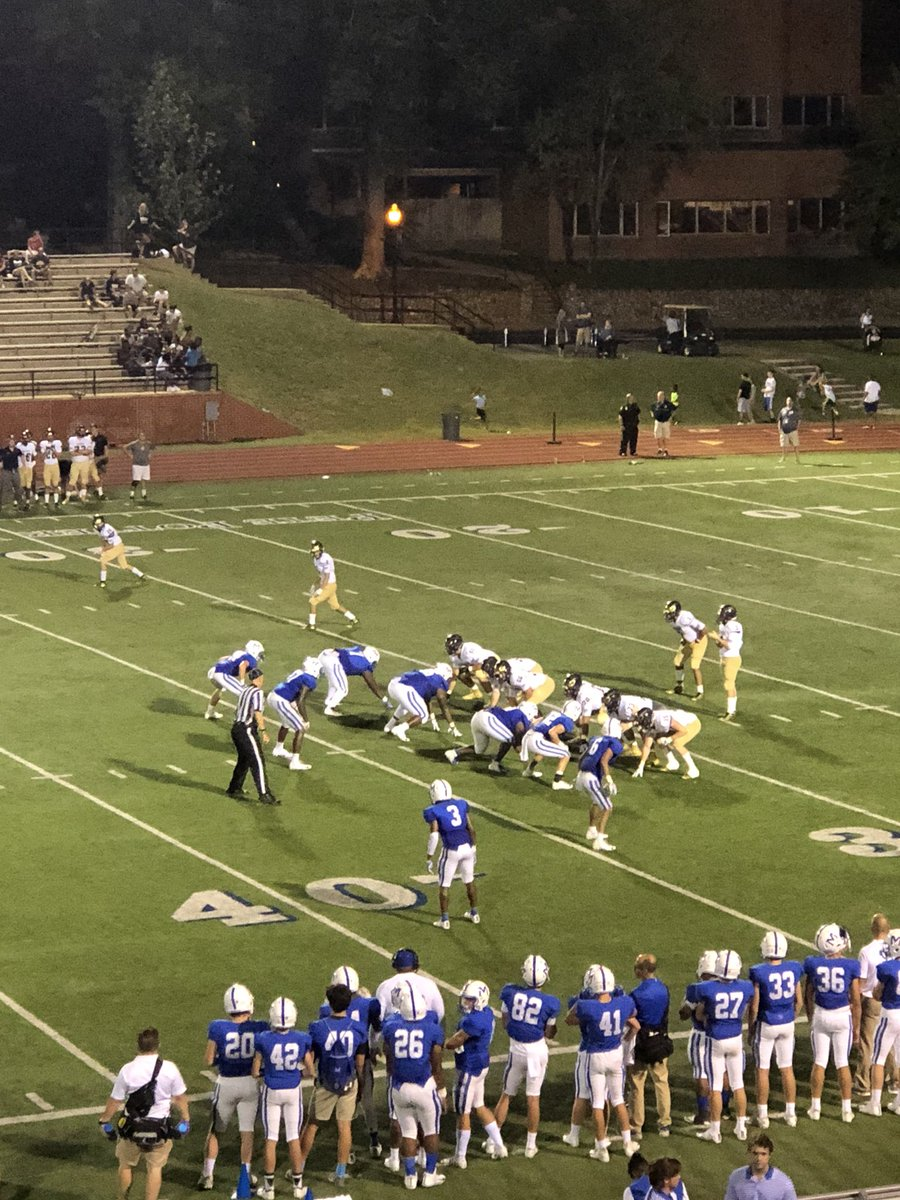 Mccallie Football On Twitter We Improve To 5 1 Next Game Pope