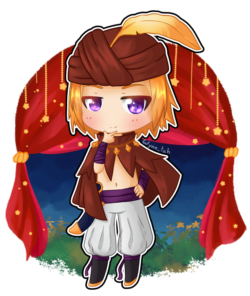 Last one! Though he&#39;s not playable, Ingway is too lovable! #OdinSphere #Ingway #leifthrasir #vanillaware #clipstudiopaint <br>http://pic.twitter.com/WtEcod8tYe