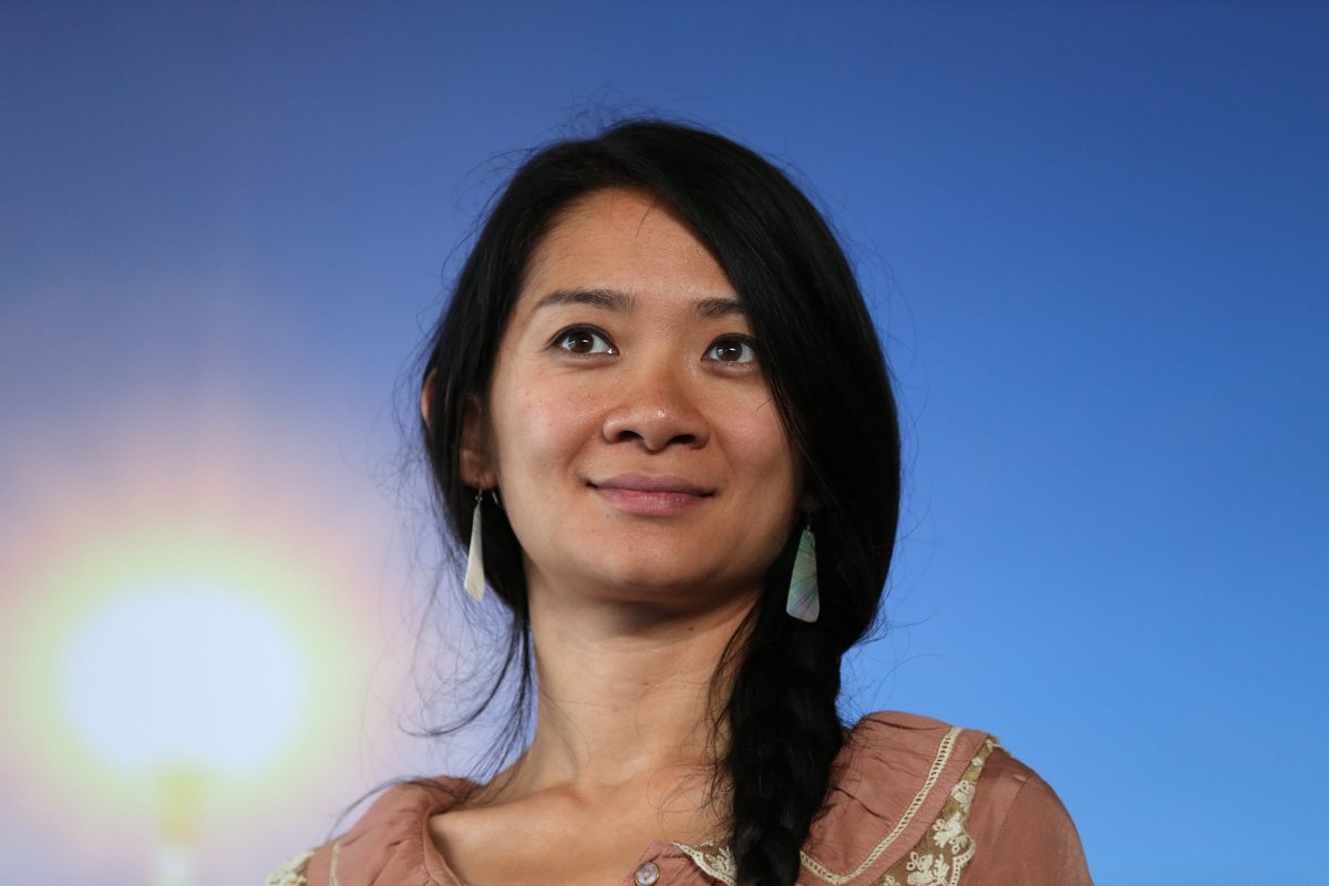 cc905fb7ed1 therider s chloe zhao hired to direct marvel s the eternals