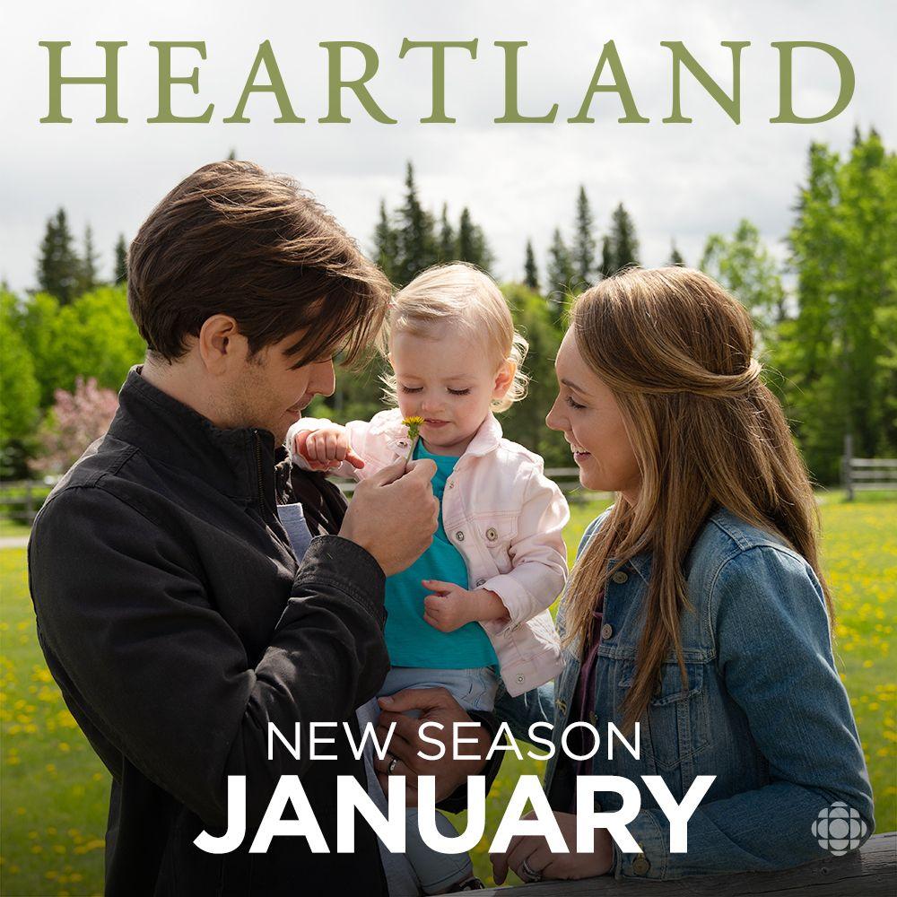Heartland - @HeartlandOnCBC NEW episodes every SUNDAY ...