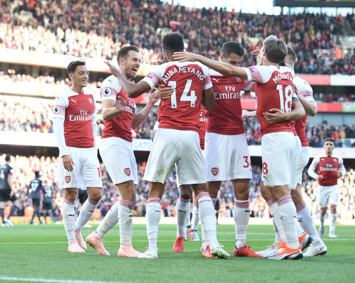 Arsenal lần đầu làm được điều này ở Premier League 18/19