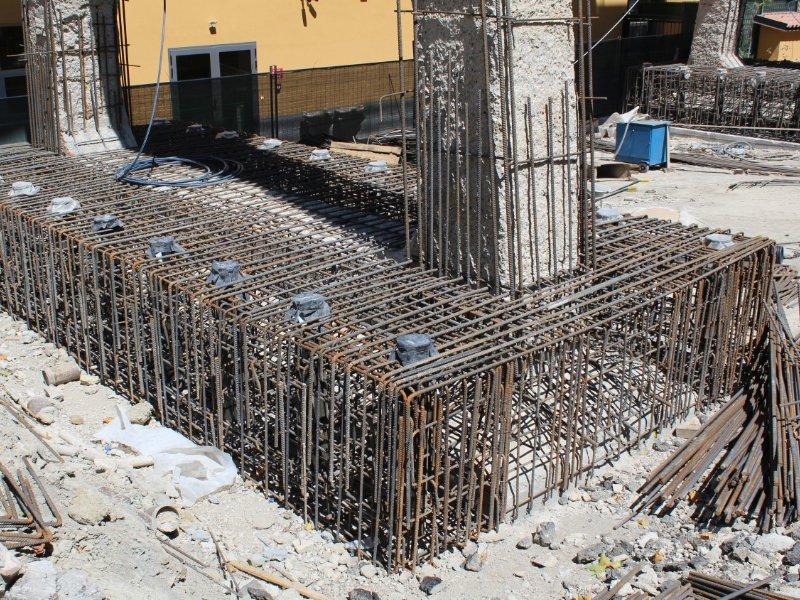 #Potenza 23 agosto 2016: lavori sul #ponte di Montereale - 120 m, -saranno eseguiti in 450 giorni 23 settembre 2018 #PonteMorandi #Genova in bocca al lupo.  - Ukustom