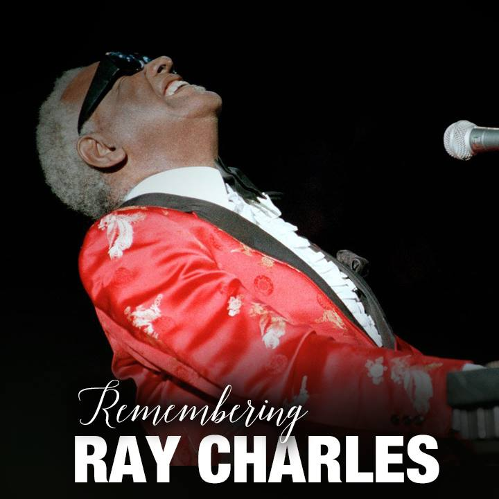 We're remembering the great Ray Charles, who was born on September 23, 1930. RIP. #legend #remember #RIP