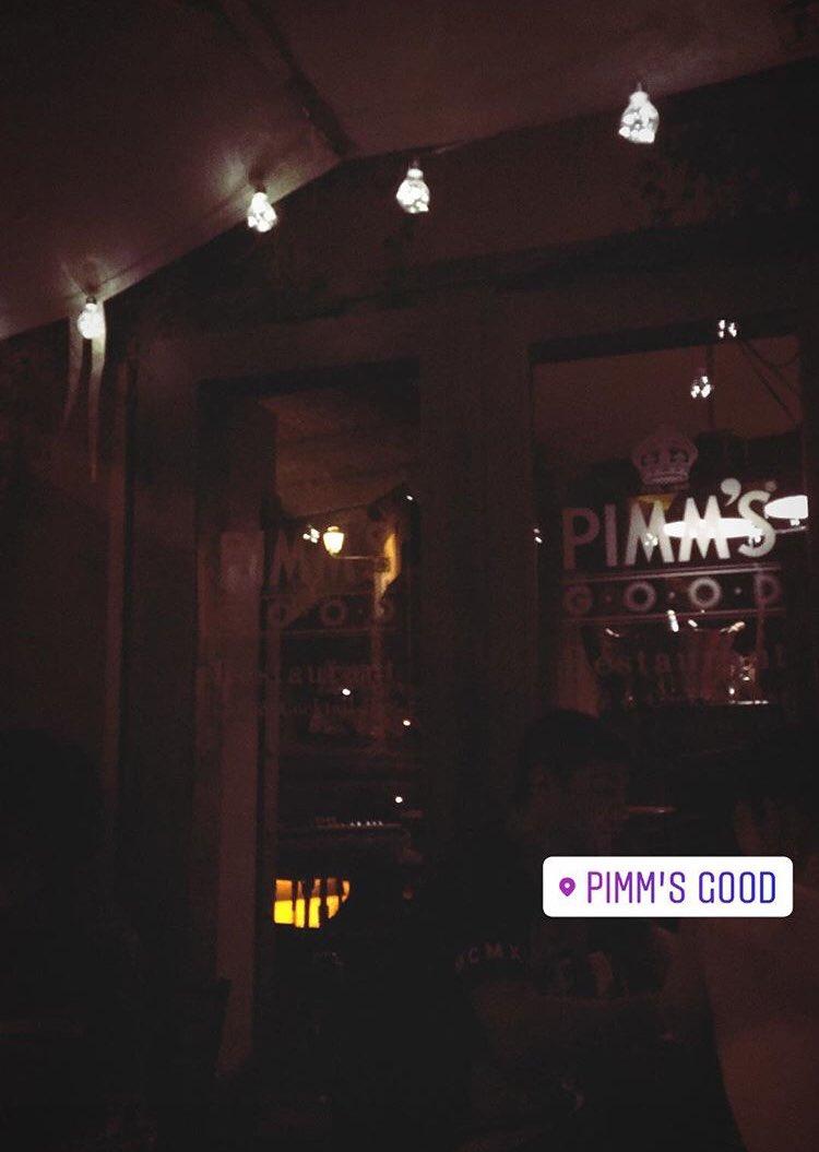 Come finire in bellezza il weekend: al Pimm's a due passi da Piazza Trilussa! Un drink al volo o un bicchiere di vino in un ambiente curato e confortevole#23settembre #today #BuonaSerataATutti @romanfoodtour @Turismoromaweb  - Ukustom