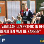 @excelsiorm - 🎥 | Het interview met aanvaller Daan Blij na afloop van de wedstrijd tussen Excelsior M en BVV Barendrecht (3-0).  🗨️ ,,Vandaag ijzersterk in het benutten van de kansen''.  👉 https://t.co/fqzgWO48pl https://t.co/efA1YNpsaI