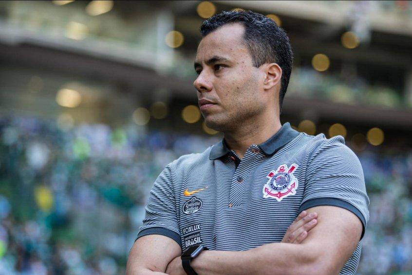 4817c7f1d6 Jair elogia atuação do Corinthians e espera força da Fiel na quarta-feira  https