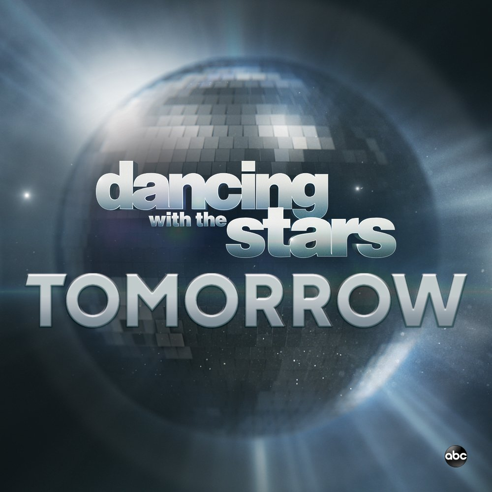 One. More. Day. The #DWTS premiere is sure to dazzle! https://t.co/WxFKbzDG5z