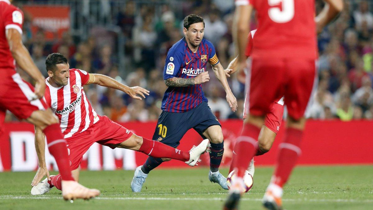 Bảng xếp hạng La Liga vòng 5 mùa giải 2018/19