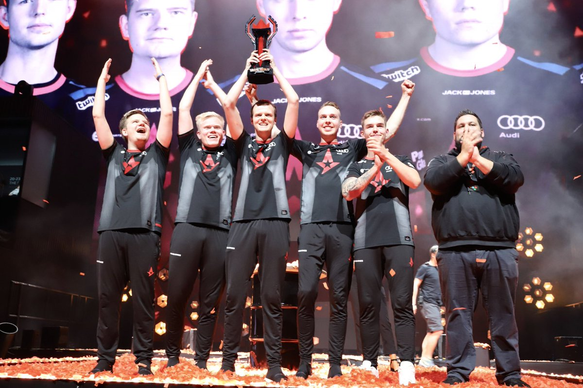 WE DID IT! TWO TIMES MAJOR CHAMPIONS! ????????