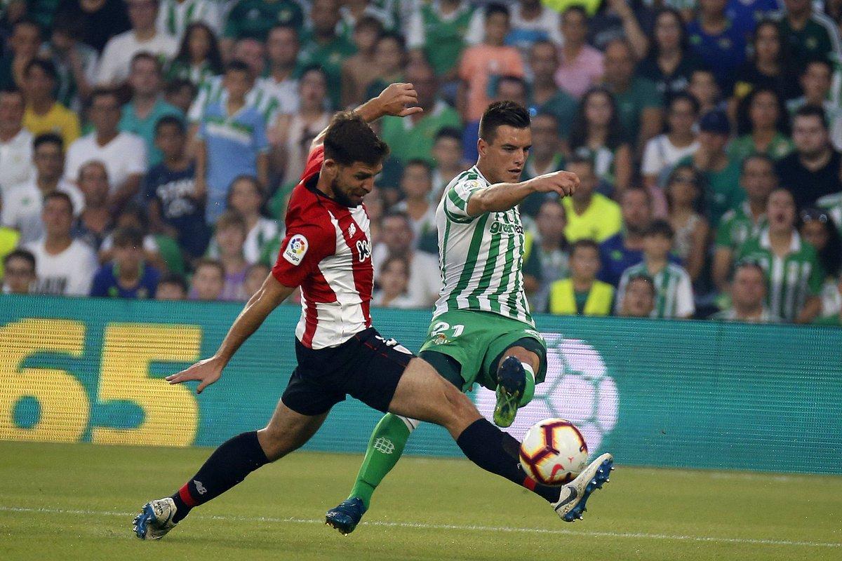 #LaLiga | #RealBetisAthleticTerminé !Le Betis Séville de Giovani Lo Celso, mené 2-0 par Bilbao dès les 20 premières minutes a réussi à revenir à 2 buts partout !  - FestivalFocus
