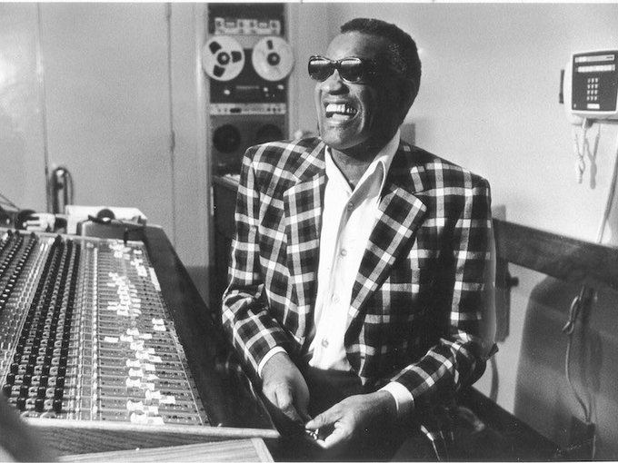 Happy Birthday to Ray Charles. He would ve been 88 today.