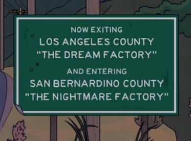 Someone on the #BoJackHorseman writing staff has a deep and traumatic understanding of the Inland Empire, and I am so grateful and feel so seen. <br>http://pic.twitter.com/HTIB0StNgK