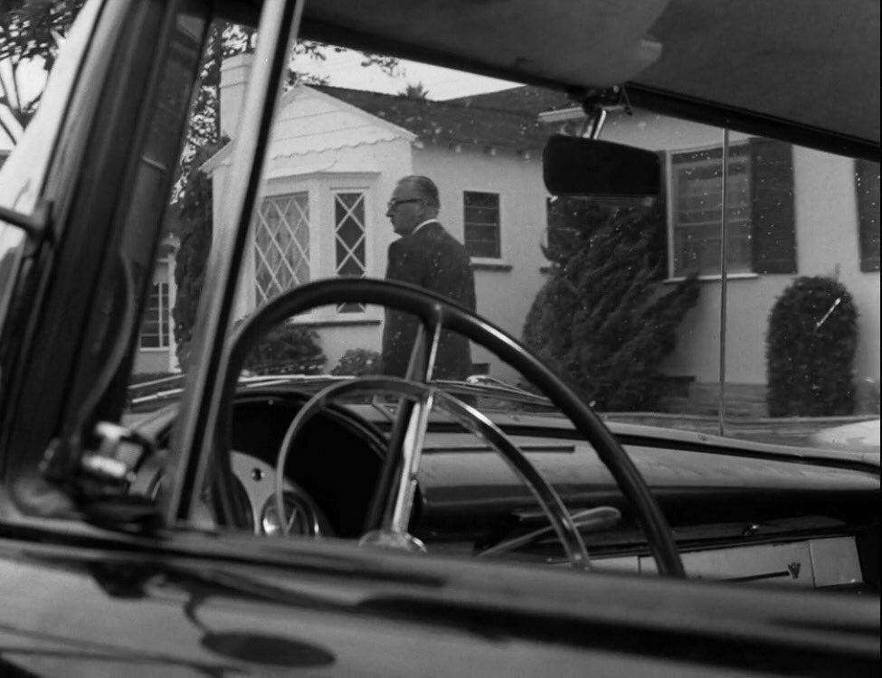 I thought I would take the bus. I dont trust that car. #ZoneQuotes #S5E14 You Drive by Earl Hamner Jr. is on @netflix, @hulu, @PrimeVideo and DVD/Blu-ray.