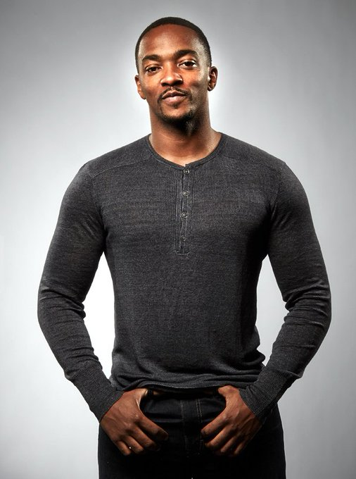 Happy Birthday Anthony Mackie!