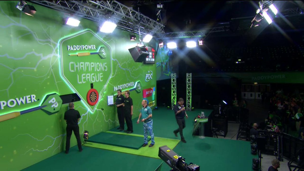 Gary Anderson wint de Champions League of Darts