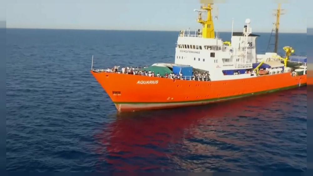 Panama entzieht 'Aquarius 2' die Flagge https://t.co/5vsJVE58Ww