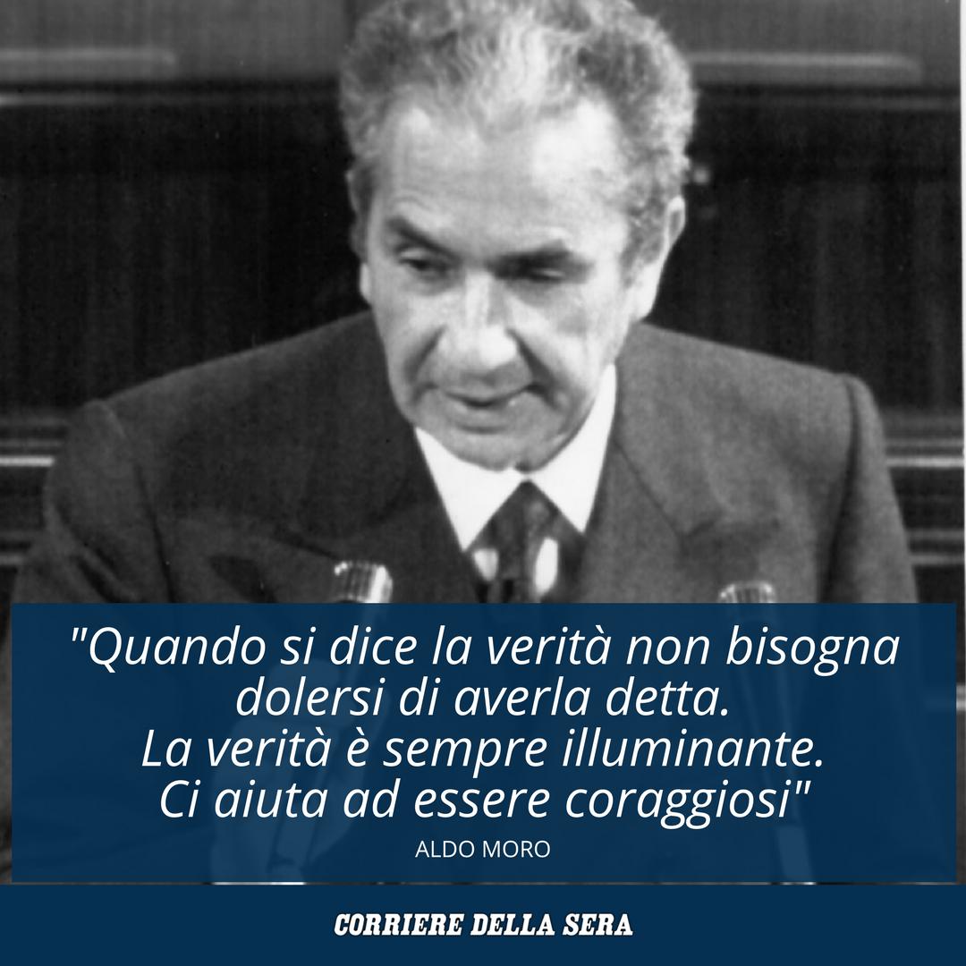 23 settembre 1916 - Nasce Aldo Moro. Tra i fondatori della Dc e suo rappresentante alla Costituente, ne divenne segretario (1959) e presidente (1976). Fu rapito il 16 marzo 1978 e ucciso il 9 maggio successivo dalle Brigate Rosse