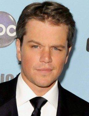 Matt Damon October 8 Sending Very Happy Birthday Wishes! Continued Success!