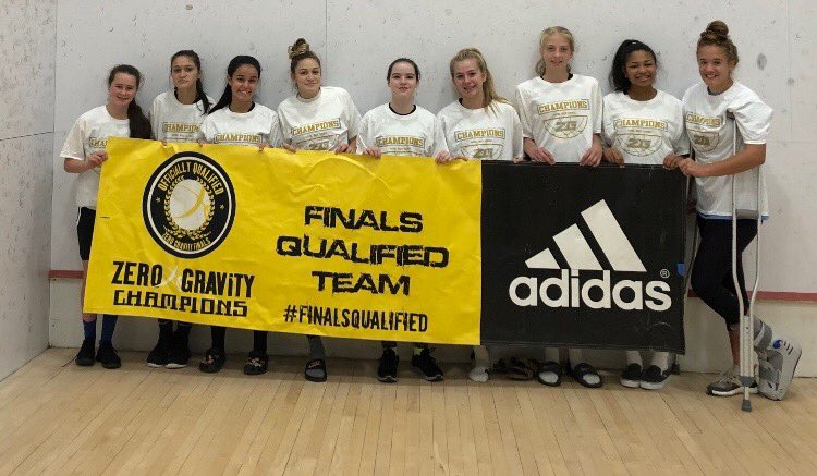 Congratulations To Our 9th Grade Girls Team For Winning The @ZeroGravityBB  Beast Of The East